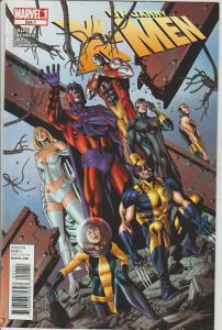 UNCANNY X-MEN #534.1 - 2011 - MARVEL - BAGGED & BOARDED