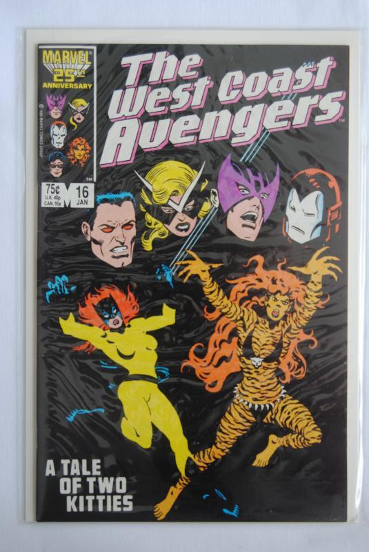 The West Coast Avengers 14