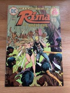Rima The Jungle Girl #3 1974 DC Bronze Age