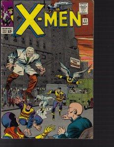 X-men #11 (Marvel, 1965)