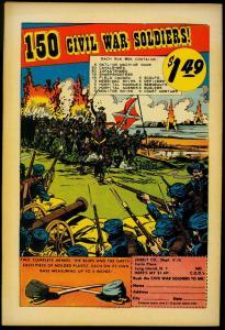 Battlefield Action #36 1961- Charlton War comic- Bazooka cover VF
