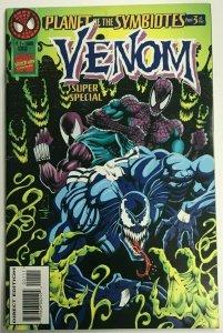 VENOM SUPER SPECIAL#1 VF 1995 'PLANET OF THE SYMBIOTES' MARVEL COMICS
