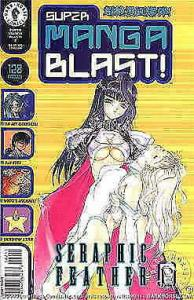 Super Manga Blast! #2 VF/NM; Dark Horse | save on shipping - details inside