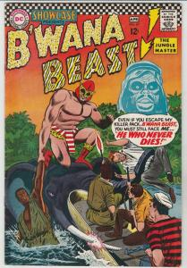 Showcase #67 (Apr-67) NM- High-Grade B'Wana Beast