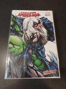 AMAZING SPIDER-MAN #19 RAMOS VARIANT COVER NEW YORK COMIC CON