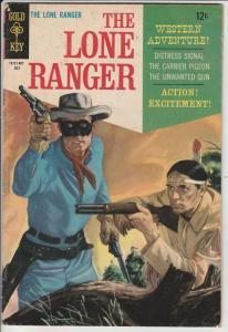Lone Ranger, The #11 (Jul-67) FN+ Mid-High-Grade The Lone Ranger, Tonto, Silver
