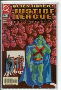 JUSTICE LEAGUE ADVENTURES (2001 DC) #10 NM- A53973