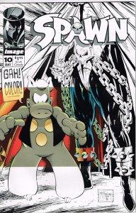 Spawn #10 (1993)