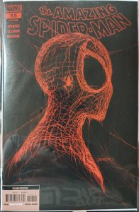 Amazing Spider-Man #55 LR NM 2nd print Red variant