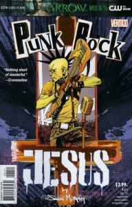 Punk Rock Jesus #4 VF; DC/Vertigo | save on shipping - details inside