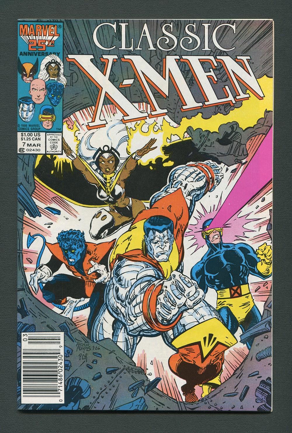 1995 Series #5 July 1995 Marvel NM 9.2 X-Man
