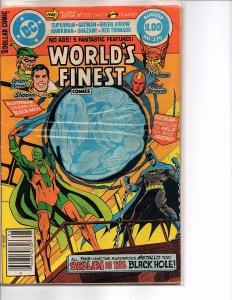 DC Comics World's Finest Comics #270 VF+ Batman Superman Shazam Green Arrow