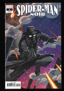 Spider-man Noir #1 NM+ 9.6