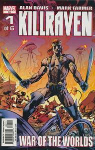 Killraven (2nd Series) #1 FN; Marvel | save on shipping - details inside
