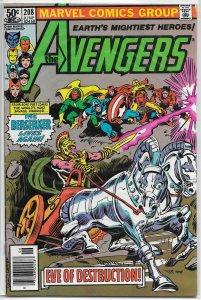 Avengers   vol. 1   #208 FN
