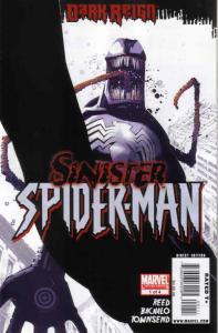 Dark Reign: The Sinister Spider-Man #1 FN; Marvel   save on shipping - details i