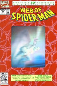 Web of Spider-Man (1985 series) #90, NM (Stock photo)