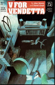 V for Vendetta #2 - 9.2 or Better - Part 2 of 10 (1988)
