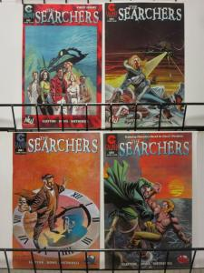 SEARCHERS (1996 CL) 1-4  complete series!