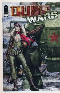 Dust Wars (2010 Image) #1-3 VF Complete series