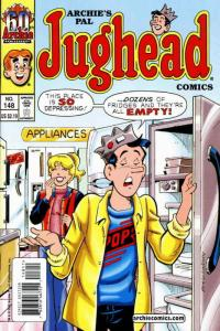 Archie's Pal Jughead Comics #148 VF/NM; Archie | save on shipping - details insi