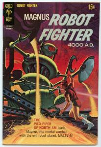 Magnus Robot Fighter 24 Nov 1968 FI- (5.5)