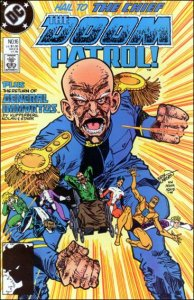 DC DOOM PATROL (1987 Series) #16 FN