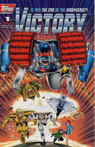 Victory (1st Series) #1A VF/NM; Topps | save on shipping - details inside