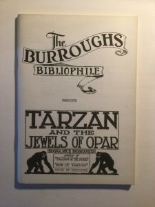 Tarzan and the Jewels Of Opar Near mint nm House of Greystoke