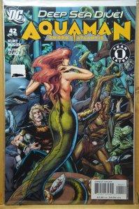 Aquaman: Sword of Atlantis #42 (2006) VF-NM