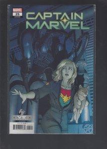 Captain Marvel #25 Variant