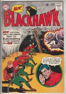 Blackhawk #197 (Jun-64) NM- High-Grade Black Hawk, Chop Chop, Olaf, Pierre,Ch...