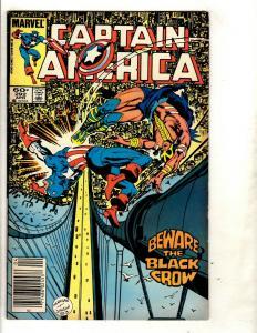 10 Captain America Marvel Comics 292 293 294 295 296 297 298 Annual 5 7 1 J332