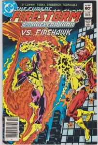 Fury of Firestorm #17