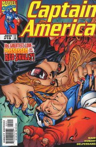 Captain America (3rd Series) #19 VF/NM; Marvel | save on shipping - details insi