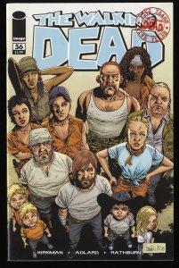 Walking Dead #56 NM- 9.2