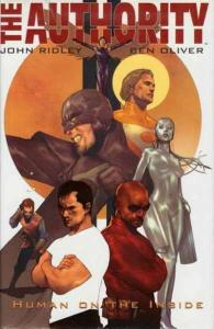 Authority (1999 series) Human on the Inside TPB #1, NM + (Stock photo)