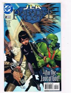 JLA: Paradise Lost #2 VG/FN DC Comics Comic Book Millar Feb 1998 DE39 AD12