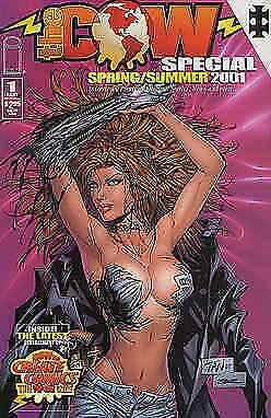 Cow Special, The (Vol. 2) #1 VF/NM; Image | save on shipping - details inside
