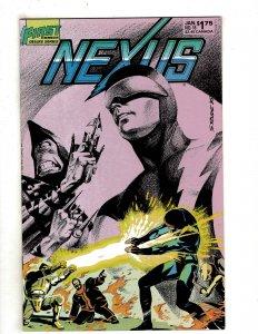 Nexus #16 (1986) SR21