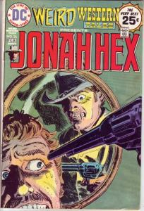 Weird Western Tales #26 (Aug-73) VF High-Grade Jonah Hex