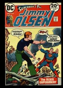Superman's Pal, Jimmy Olsen #161 NM+ 9.6