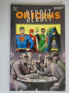 Secret Origins TPB #1 SC 6.0 FN (1990 1st Print)