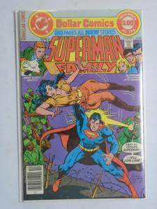 Superman Family #186, Water Stain 5.0 (1977)