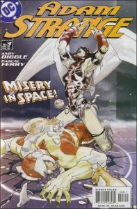 DC ADAM STRANGE (2004 Series) #3 NM