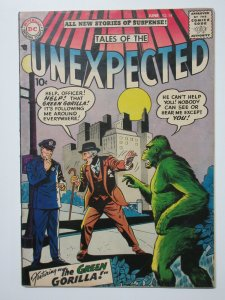 Tales of the Unexpected (June 1957) #14 Green Gorilla King Arthur's Sword VG-F