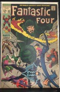 Fantastic Four #83 (1969)