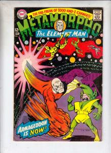 Metamorpho the Element Man #15 (Dec-67) VG/FN Mid-Grade Metamorpho, Simon Sta...