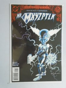 Mr. Mxyzptlk #1 Superman New Year's Evil 8.0 VF (1998)