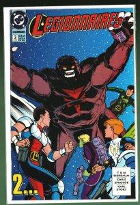 Legionnaires #3 (1993)